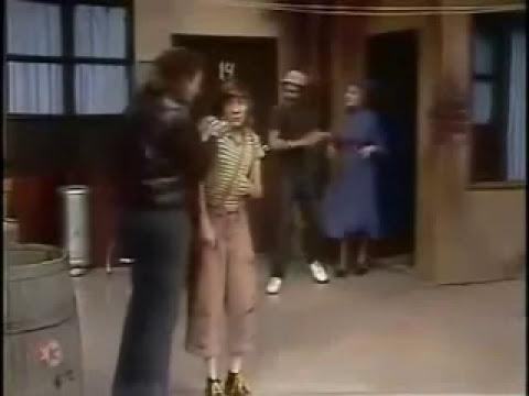 Chavo del 8 (Loquendo) - Acusan de puto al Chavo