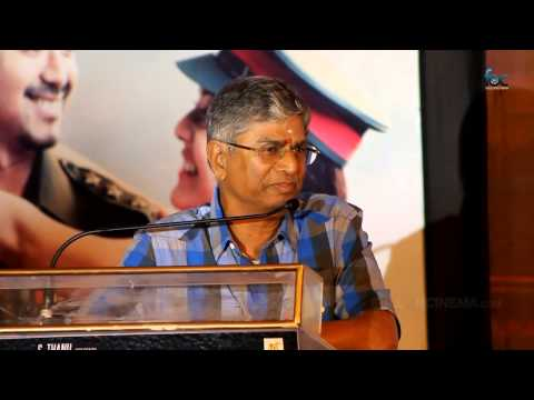 Audio Launch : SA Chanderasekar at Thuppakki Audio Launch