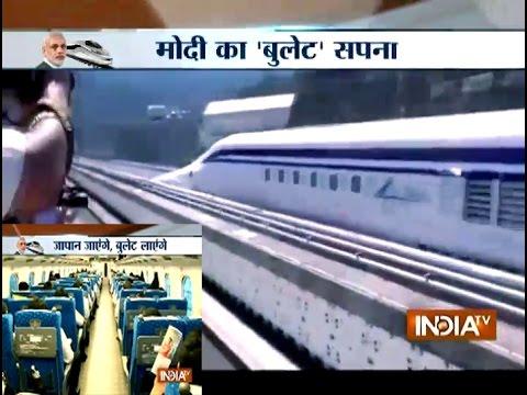 First Look: Shinkansen- The Japanese Bullet Train - India Tv video