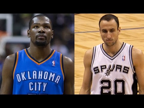NBA Playoffs 2016 2nd Round Prediction | Can The Thunder Beat The Spurs? Going 7 Games?