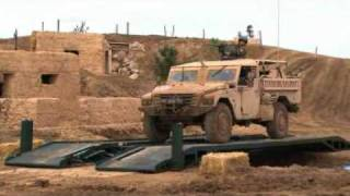 Sherpa Light Special Forces Renault Trucks Defense Eurosatory 2010 Defense Exhibition.flv