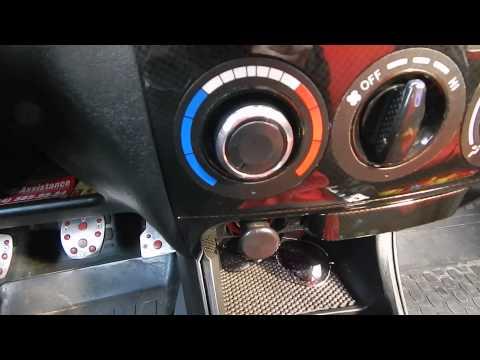 Как сделать подсветку ручек форд фокус 2