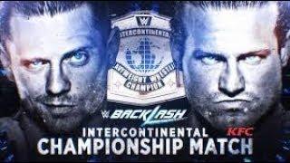 Dolph Ziggler vs The Miz [title vs carrer] No Mercy 2016 full match