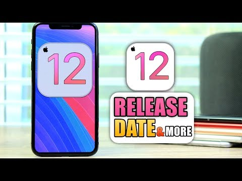 iOS 12 Release Date, Device Compatibility New Features & More