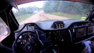 2015 Dakar Stage 11 Robby Gordon / Johnny Cambell Wreck EXTENDED VERSION