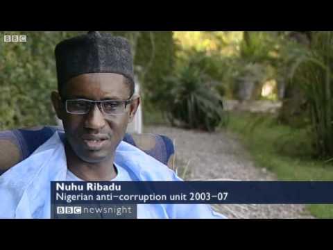 BBC News   Former Nigeria governor James Ibori jailed for 13 years mp4