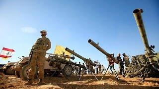 Offensive de l'armée du Liban contre l'EI