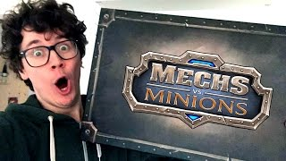 ♥ MECHS vs MINIONS - Sp4zie IRL