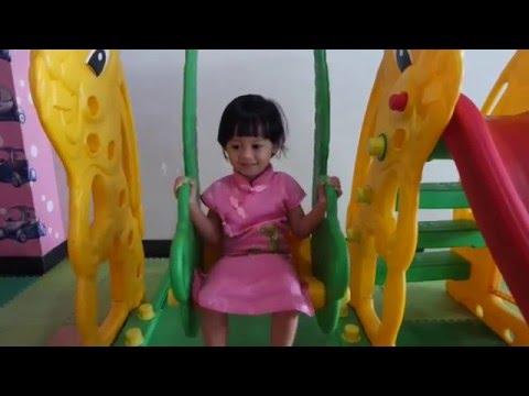 Mainan Anak Ayunan Batita Balita - Baby Sesha Akira