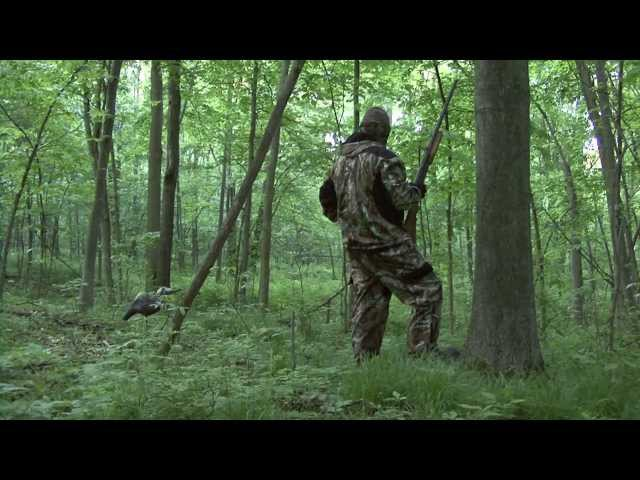 SimplyOutdoors TV - MY18 Episode 7 - Arthur turkey