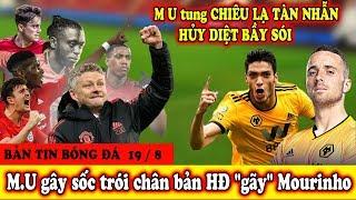 🔥Bản Tin Bóng Đá 19/8: M U Tung Chiêu Lạ Hủ.y Di.ệt Wolves - Atletico Đón Tin Dữ
