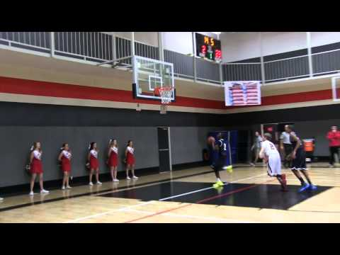 Tyler Fuller 8th Grade Basketball Highlights at The Oakridge School