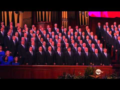 """Who are the Brave"" - Men of the Mormon Tabernacle Choir"
