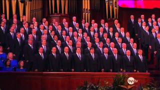 34 Who Are The Brave 34 Men Of The Mormon Tabernacle Choir