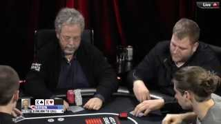 Crazy 4-way Poker Hand Crowns 2014 Canada Cup Champion | PokerStars.com