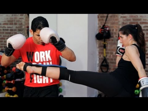 5 Sparring Drills | Kickboxing Lessons Image 1