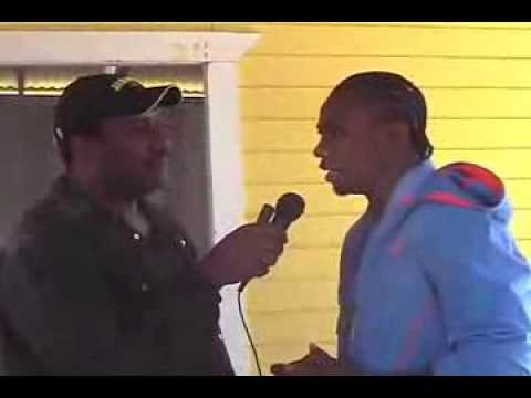 "Interview with ""The Beast!"" Yohan Blake @ The 2012 Food For The Poor 5K Walk"