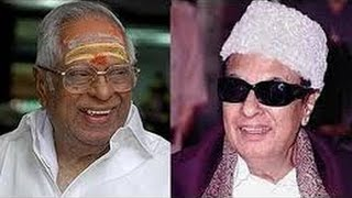 MGR, MSV and Kannadasan a Comparison