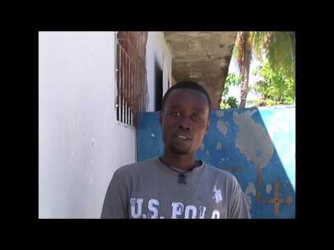 Francois Maxo - Kids Connection Haiti 2014