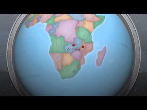 Map of Africa Song