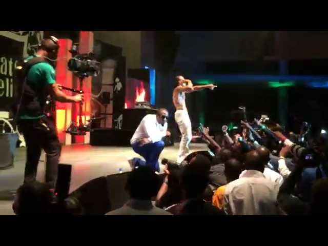 Ice Prince And Mario Shut Down Corporate Elite Concert
