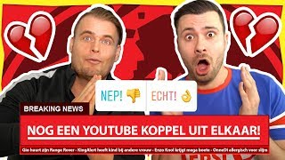 FAKE NIEUWS over YouTubers RADEN! Met KingAlert
