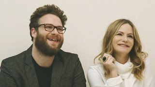 Actors on Actors: Jennifer Jason Leigh and Seth Rogen - Full Video
