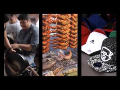 Food and Culture Kota Kinabalu Sabah Trip 2013