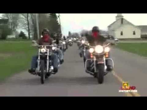 Hells Angels violent biker war with the Rock Machine MC