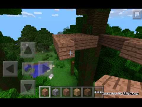 [0.9.5]Minecraft PE Jungle biome seed review!