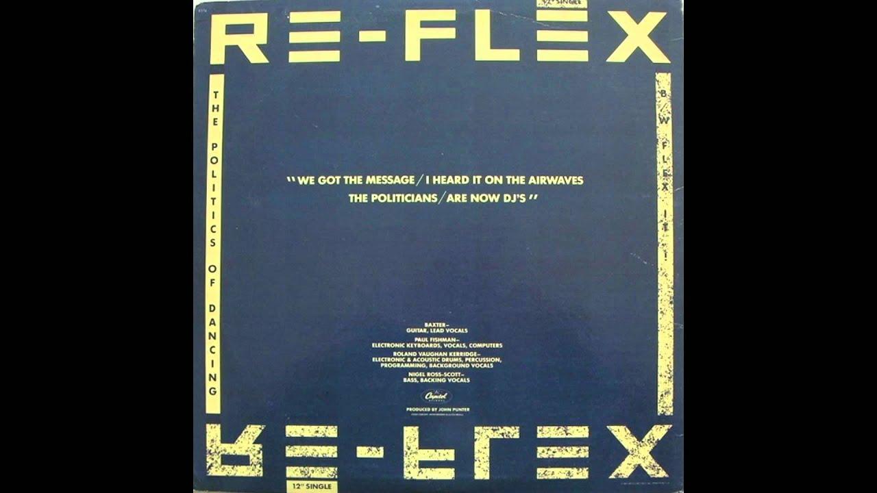 Re Flex The Politics Of Dancing