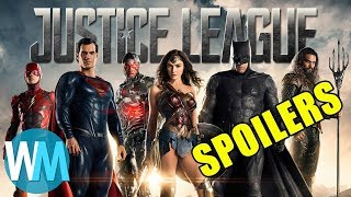 Justice League Review! Mojo @ The Movies - Attention: Spoiler Alert!