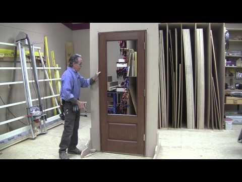 How To Hang Install Interior Pre Hung Door How To Save Money And Do It Yourself