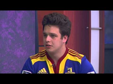 Rugby Interview with Leighton Stuart