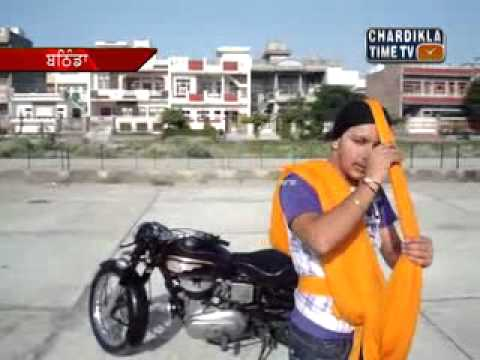 Ferozpuria Turban Tying Video 94635-95040 Punjab video