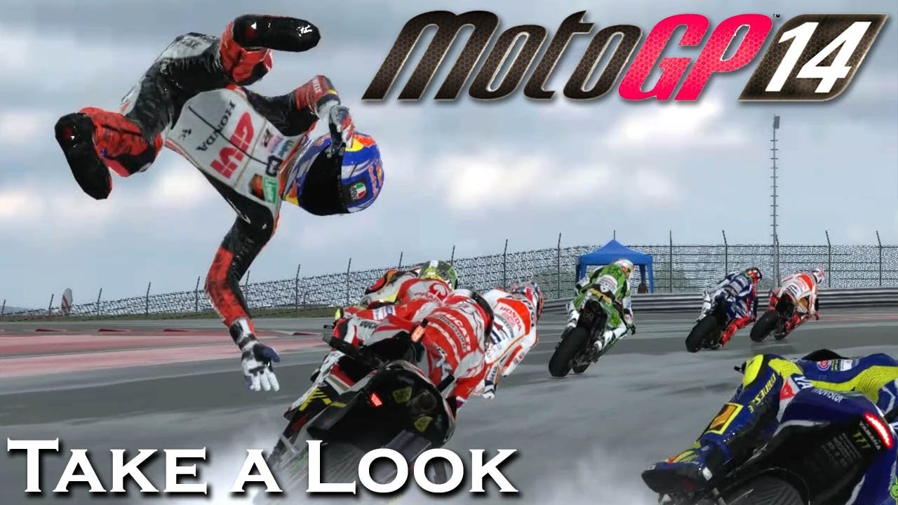 MotoGP 14 - X360 PS3 Gameplay (XBOX 360 720P) Take a Look - YouTube