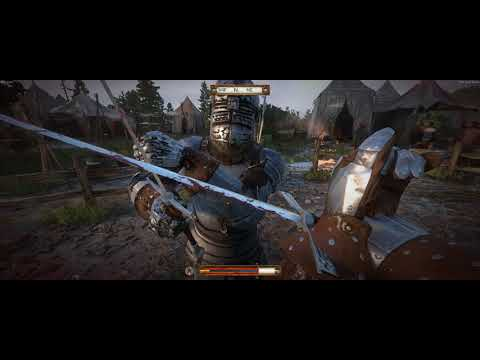 Kingdom come deliverance beta a Duel with a Knight