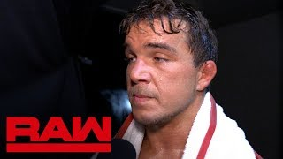 Chad Gable's journey ends in a dark place: Raw Exclusive, Sept. 16, 2019