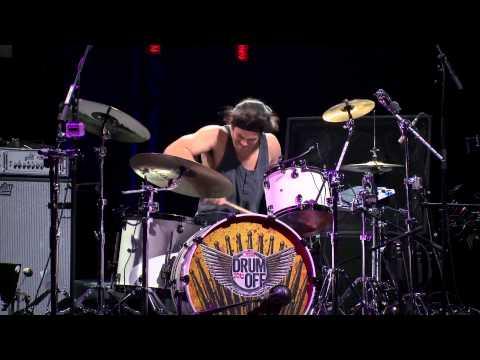 Guitar Center Drum-Off 2012 Finalist - Aric Improta