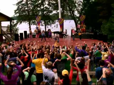 Camp Rock 2: The Final Jam - Brand New Day - Music Video - Disney Channel Original Movie