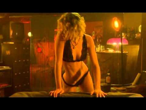 Rebecca Romijn, dance scene. Femme Fatale.