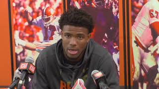TigerNet: Kelly Bryant grew up around