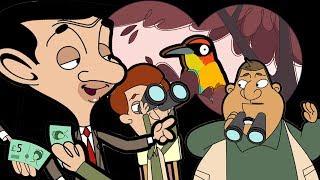 Bird Watching | Funny Episodes | Mr Bean Cartoon World