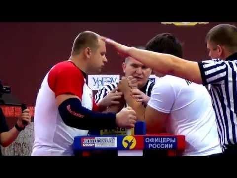 Поединки Андрея Крылова на XXIV Чемпионате России 2015