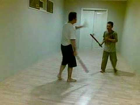 Basic stick fighting Image 1
