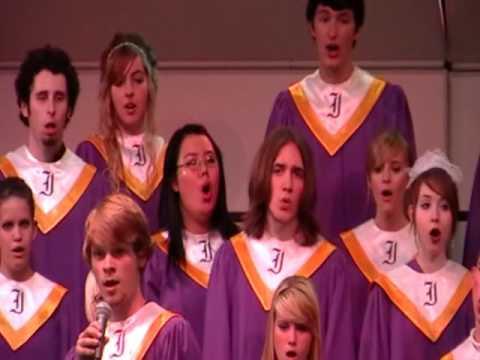 Alex S Fucking Rocking the IHS Choir