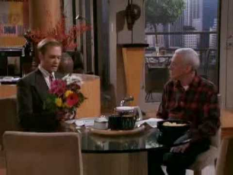 Frasier cuarta temporada capitulo 6 Dobles Mixtos 1/3 (Audio Latino)