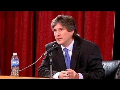 Il vice-presidente argentino Boudou accusato di corruzione