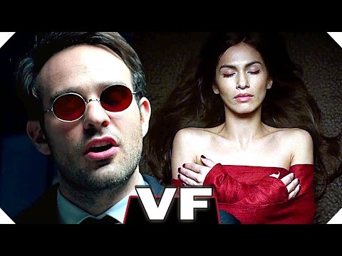THE DEFENDERS Bande Annonce VF (Série Netflix - 2017) streaming vf