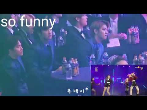 Remember when exo reaction blackpink Bombayah